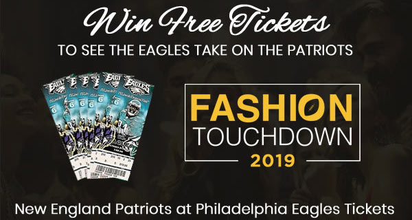 New England Patriots at Philadelphia Eagles Tickets