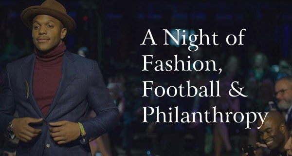 That's Right…….you Could Watch The Eagles Players Walk the Runway…FREE!