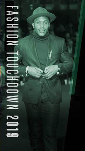 Big Brothers Big Sisters Hosts 6th Annual Fashion Touchdown, Featuring Philadelphia Eagles